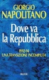 Cover of Dove va la Repubblica