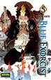 Cover of Blue Exorcist #5