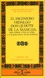 Cover of El ingenioso hidalgo Don Quijote de La Mancha