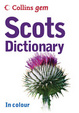 Cover of Collins Gem Scots Dictionary