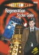 Cover of Doctor Who Regeneration Sticker Guide