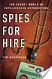 Cover of Spies for hire