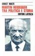 Cover of Martin Heidegger tra politica e storia