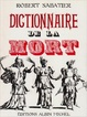 Cover of Dictionnaire de la mort