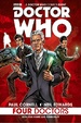 Cover of Doctor Who: Four Doctors