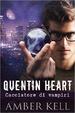 Cover of Quentin Heart. Cacciatori di vampiri