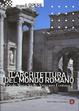 Cover of L' architettura del mondo romano