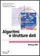 Cover of Algoritmi e strutture dati