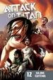 Cover of Attack on Titan, Vol. 12