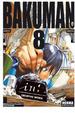 Cover of Bakuman #8