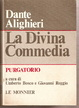 Cover of La Divina Commedia - Purgatorio