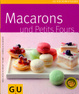 Cover of Macarons and Petit Fours