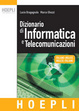 Cover of Dizionario di informatica e telecomunicazioni