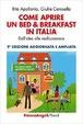 Cover of Come aprire un bed & breakfast in Italia