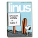 Cover of Linus: anno 5, n. 8, agosto 1969