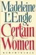 Cover of Certain women