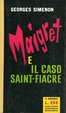 Cover of Maigret e il caso Saint-Fiacre