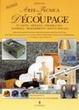 Cover of Arte e tecnica del decoupage su legno, metallo, ceramica