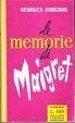 Cover of Le memorie di Maigret