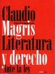 Cover of Literatura y derecho ante la leyr