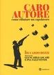 Cover of Caro autore