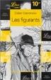 Cover of Les Figurants accompagnés de dessins de Mako