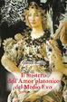 Cover of Il mistero dell'amor platonico nel Medio Evo