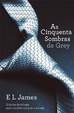 Cover of As Cinquenta Sombras de Grey
