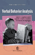 Cover of Verbal Behavior Analysis