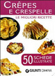 Cover of Crêpes e crespelle