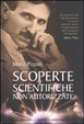 Cover of Scoperte scientifiche non autorizzate