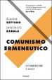 Cover of Comunismo ermeneutico