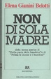 Cover of Non di sola madre