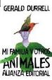 Cover of Mi familia y otros animales