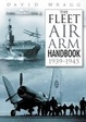 Cover of The Fleet Air Arm Handbook 1939-45