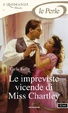 Cover of Le impreviste vicende di Miss Chartley