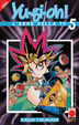 Cover of Yu-gi-oh! vol. 5