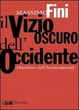 Cover of Il vizio oscuro dell'Occidente