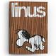 Cover of Linus: anno 3, n. 11, novembre 1967