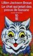 Cover of Le chat qui jetait des peaux de banane