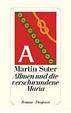Cover of Allmen und die verschwundene María
