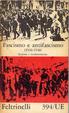 Cover of Fascismo e antifascismo (1936-1948)