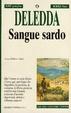 Cover of Sangue sardo