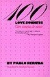 Cover of 100 Love Sonnets