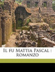 Cover of Il Fu Mattia Pascal