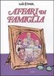 Cover of Affari di famiglia