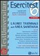 Cover of Esercitest. Vol. 6: I quesiti delle prove di ammissione risolti e commentati: lauree triennali dell'area sanitaria.