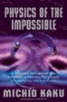 Cover of Physics of the Impossible