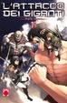 Cover of L'attacco dei giganti vol. 19