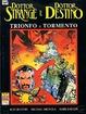 Cover of Dottor Strange e Dottor Destino: trionfo e tormento